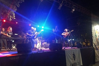 Gran performance del Ensamble de Música Popular